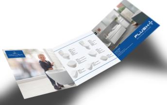flush brochure